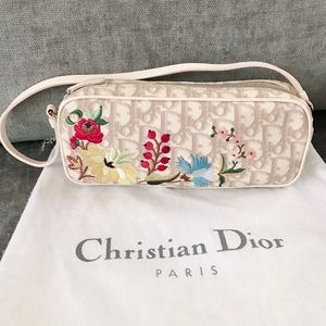 CHRISTIAN DIOR Diorissimo Favorably Yours Bag ❤️